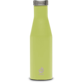 MIZU S4 Bidon with Stainless Steel Cap 400ml zielony